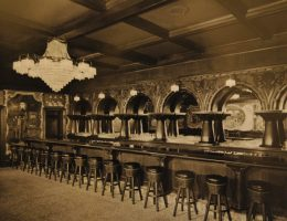 Stockyards Bar circa 1954