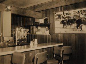 Original Café circa 1947